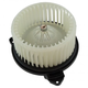 1AHCX00070-Heater Blower Motor with Fan Cage