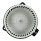 1AHCX00092-Heater Blower Motor with Fan Cage