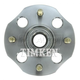 TKSHR00066-1998-02 Honda Accord Wheel Bearing & Hub Assembly Timken 512176