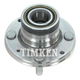 TKSHR00077-Wheel Bearing & Hub Assembly Rear Timken 512148