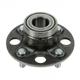 TKSHR00078-2001-05 Honda Civic Wheel Bearing & Hub Assembly Rear Driver or Passenger Side Timken 512174