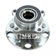 TKSHR00082-Lexus Wheel Bearing & Hub Assembly Rear Driver or Passenger Side Timken HA590136