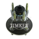 TKSHR00084-Wheel Bearing & Hub Assembly Rear Timken HA590066