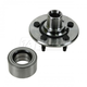 TKSHR00092-Wheel Bearing & Hub Kit Rear