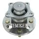 TKSHR00094-1993-02 Toyota Corolla Wheel Bearing & Hub Assembly Rear  Timken 512019