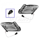 1ALPP01028-2011-13 Volvo S60 Parking Light Pair