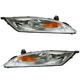 1ALPP01006-2011-14 Nissan Juke Corner Light Front Pair