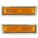 1ALPP01003-Side Marker Light Front Pair