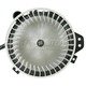1AHCX00098-Heater Blower Motor with Fan Cage