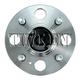 TKSHR00034-Wheel Bearing & Hub Assembly Timken HA590184