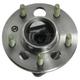 TKSHR00023-Wheel Bearing & Hub Assembly Timken 512152
