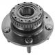 TKSHR00047-Hyundai Tiburon Wheel Bearing & Hub Assembly