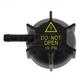 DMROB00005-Peterbilt Coolant Reservoir Cap (with Hose Nipple)  Dorman 902-5402