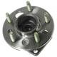 TKSHR00017-Wheel Bearing & Hub Assembly Timken 512003