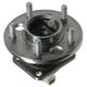 TKSHR00016-Wheel Bearing & Hub Assembly  Timken 512078