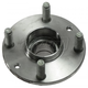 TKSHR00011-Wheel Bearing & Hub Assembly Timken 513030