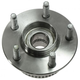 TKSHR00010-Wheel Bearing & Hub Assembly Timken 512107