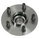 TKSHR00018-Wheel Bearing & Hub Assembly  Timken 512167