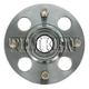 TKSHR00001-Wheel Bearing & Hub Assembly Timken 513035