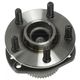 TKSHR00008-Wheel Bearing & Hub Assembly Timken 512155