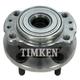 TKSHR00182-Wheel Bearing & Hub Assembly Rear Timken 512157