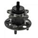 TKSHR00188-Toyota Prius C Yaris Wheel Bearing & Hub Assembly Rear Driver or Passenger Side  Timken HA590170
