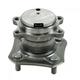 TKSHR00192-2007-12 Nissan Sentra Wheel Bearing & Hub Assembly Rear