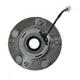 TKSHR00198-2007-13 Suzuki SX4 Wheel Bearing & Hub Assembly Rear Driver or Passenger Side Timken HA590331