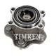 TKSHR00175-Nissan Murano Quest Wheel Bearing & Hub Assembly Rear