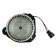 1AHCX00112-Heater Blower Motor with Fan Cage