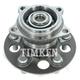 TKSHR00167-1996-05 Toyota Rav4 Wheel Bearing & Hub Assembly Rear  Timken HA594241