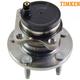 TKSHR00162-2009-10 Ford Edge Lincoln MKX Wheel Bearing & Hub Assembly Rear  Timken HA590335