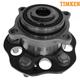 TKSHR00156-2005-10 Honda Odyssey Wheel Bearing & Hub Assembly Rear  Timken HA590151