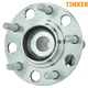 TKSHR00159-Wheel Bearing & Hub Assembly Rear