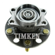 TKSHR00157-Wheel Bearing & Hub Assembly Rear Timken HA590221
