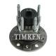 TKSHR00126-2000-09 Saab 9-5 Wheel Bearing & Hub Assembly Rear  Timken 512232