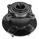 TKSHR00115-Wheel Bearing & Hub Assembly Rear Timken 512230