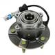 TKSHR00117-Wheel Bearing & Hub Assembly Rear  Timken 512229