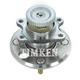 TKSHR00118-Wheel Bearing & Hub Assembly Rear  Timken 512190