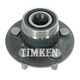 TKSHR00100-Wheel Bearing & Hub Assembly Rear Timken 512154