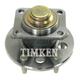 TKSHR00103-Wheel Bearing & Hub Assembly Rear Timken 512221