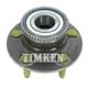 TKSHR00109-Ford Taurus Mercury Sable Wheel Bearing & Hub Assembly Rear  Timken 512163