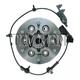 TKSHF00043-Wheel Bearing & Hub Assembly  Timken HA590061