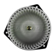 1AHCX00255-Heater Blower Motor with Fan Cage