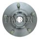 TKSHF00057-Chevy HHR Wheel Bearing & Hub Assembly