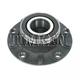 TKSHF00056-1995-01 BMW 740i 740iL 750iL Wheel Bearing & Hub Assembly Timken HA592519