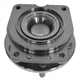 TKSHF00023-Wheel Bearing & Hub Assembly Timken 513044