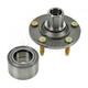 TKSHF00030-Wheel Bearing & Hub Assembly Front Driver or Passenger Side Timken  HA590286K