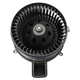 1AHCX00299-2008-13 Heater Blower Motor with Fan Cage Front