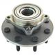 TKSHF00062-2000-01 Dodge Ram 2500 Truck Wheel Bearing & Hub Assembly  Timken HA590503